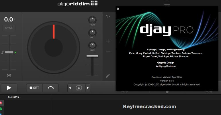 DJay Pro Key