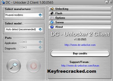 DC Unlocker Key