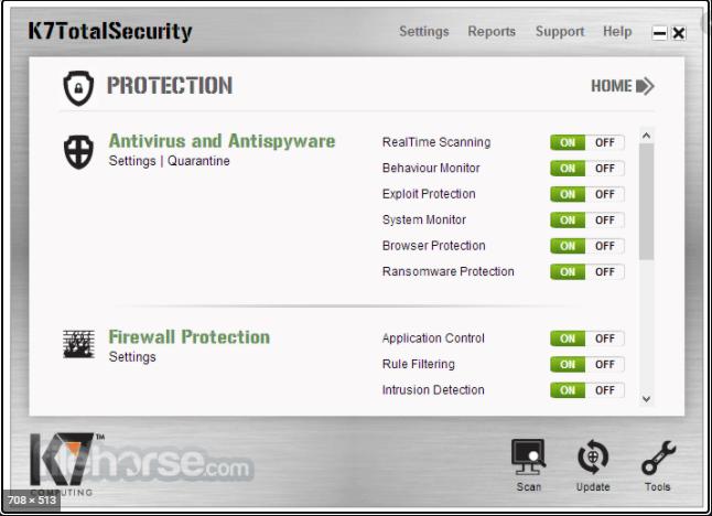 K7 Total Security Key