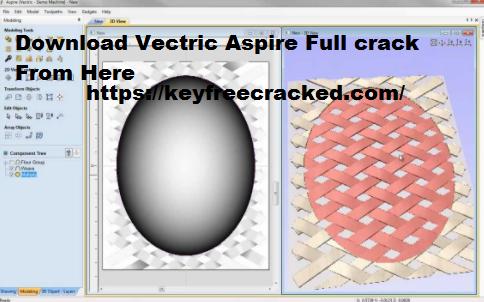 Vectric Aspire Key