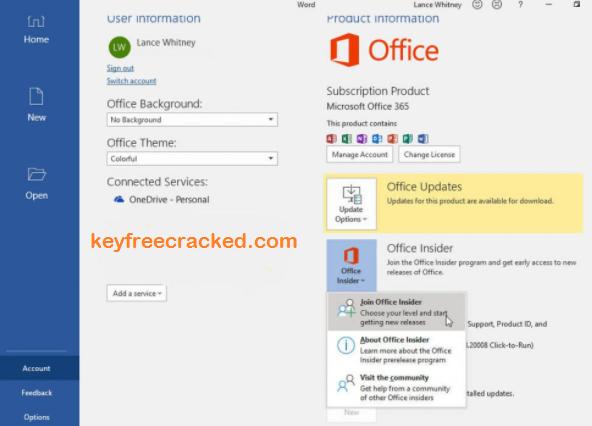 Microsoft Office 365 Key